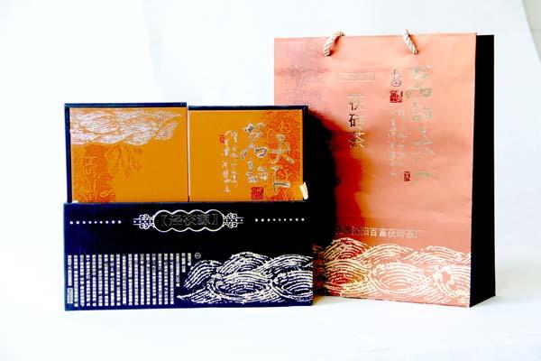 这是一盒泾阳茯砖茶,欢迎大家浏览~